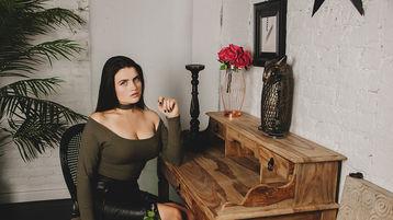 KiraVersus:n kuuma kamera-show – Nainen sivulla Jasmin