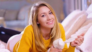 JennyBlossom szexi webkamerás show-ja – Lány a Jasmin oldalon