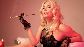 StunningXLadyX のホットなウェブカムショー – Jasminの熟女
