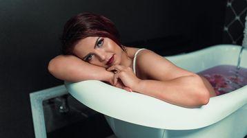 SandraLou:n kuuma kamera-show – Nainen sivulla Jasmin