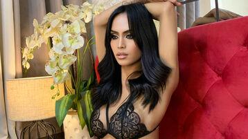 Gorący pokaz xGALAXYQUEENx – Transseksualista na Jasmin