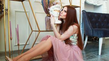 EvaTweezys hete nettkamera show – Het flirt på Jasmin