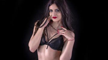 AmmyCroft szexi webkamerás show-ja – Lány a Jasmin oldalon