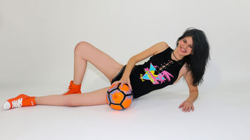 BrandiSpice's heta webbkam show – Flickor på Jasmin
