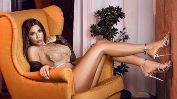 ChanelRay:n kuuma kamera-show – Nainen sivulla Jasmin