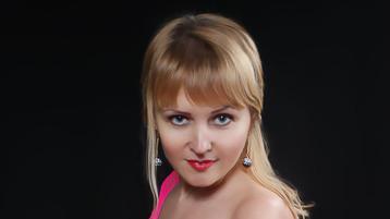 HotWaleria:n kuuma kamera-show – Nainen sivulla Jasmin