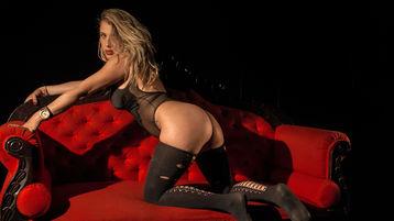 AlexandraPrice:n kuuma kamera-show – Nainen sivulla Jasmin