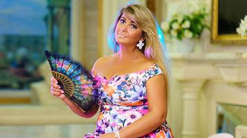 MalenaMils hete nettkamera show – Het flirt på Jasmin