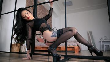 Show fierbinte la webcam Kimieko  – Fata pe Jasmin