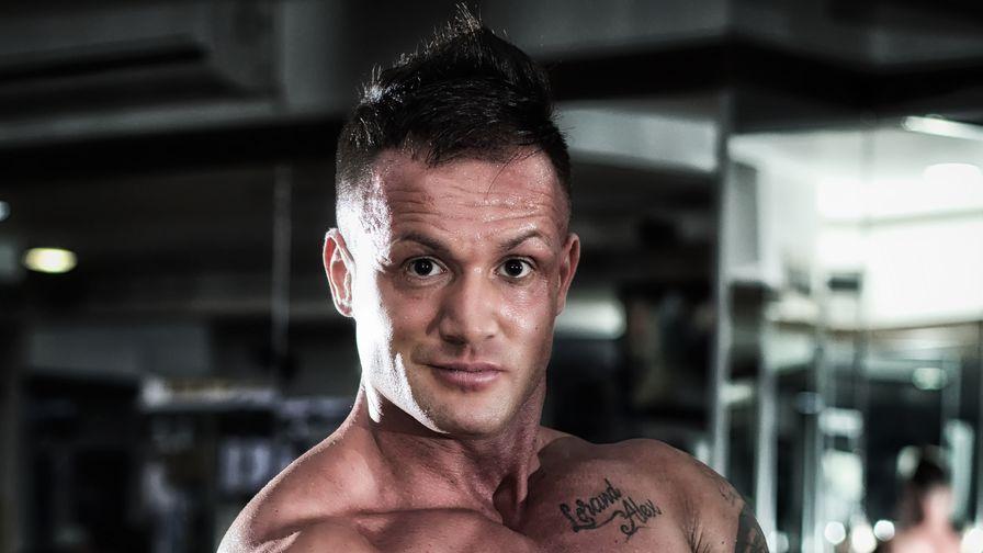 Image de profil tridentmuscles4u – Gay sur LiveJasmin