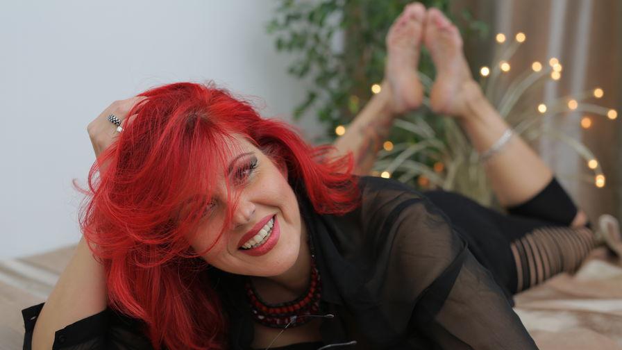 ShamiraWild profilový obrázok – Staršia Žena na LiveJasmin
