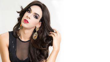 Горячее шоу на вебкамеру от fersha – Транссексуалы на Jasmin