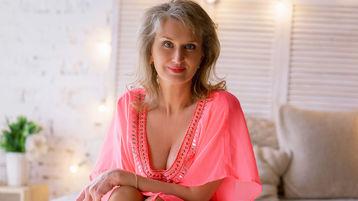 HelgaBrownMILF'n kuuma webkamera show – Kypsä Nainen Jasminssa