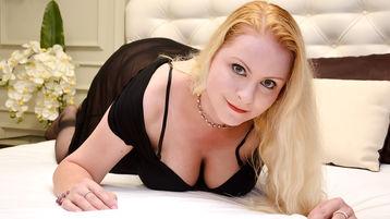 Kirstye szexi webkamerás show-ja – Lány a Jasmin oldalon