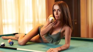 AlessiaDiamonds szexi webkamerás show-ja – Lány a Jasmin oldalon