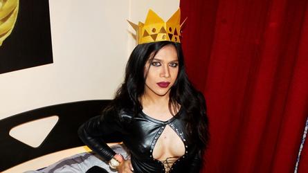XxSPICYMISTRESS profilképe – Transzszexuális LiveJasmin oldalon