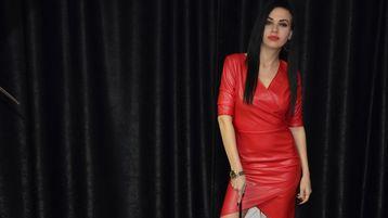 AdelineShaw szexi webkamerás show-ja – Fétis  a Jasmin oldalon