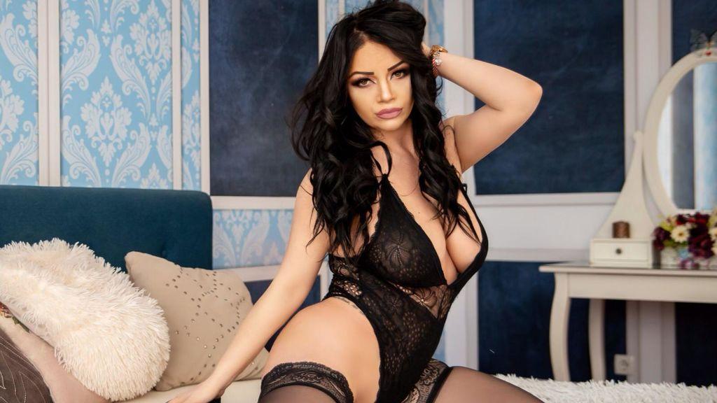 SophyDavis szexi webkamerás show-ja – Lány a Jasmin oldalon