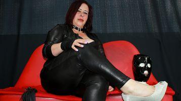 Sexy show su webcam di HellDomina – Fetish su Jasmin