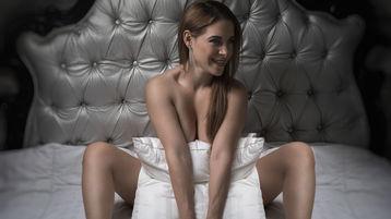 AbieKerr:n kuuma kamera-show – Nainen sivulla Jasmin