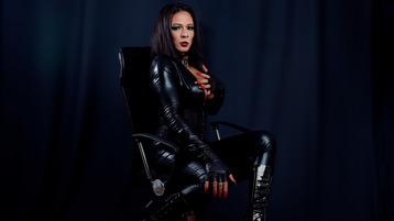 Gorący pokaz PandoraMore – Transseksualista na Jasmin