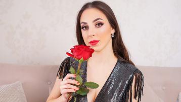 AdorableAngie szexi webkamerás show-ja – Lány a Jasmin oldalon