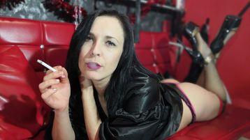 LadyVampStesi'n kuuma webkamera show – Fetissi Jasminssa