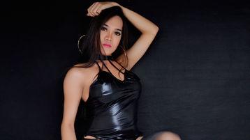 TheQUEENofCOCKxX tüzes webkamerás műsora – Transzszexuális Jasmin oldalon