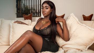 NaomiBanks:n kuuma kamera-show – Nainen sivulla Jasmin