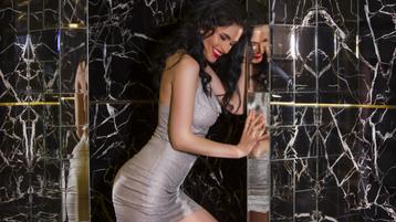 AnnieSkye szexi webkamerás show-ja – Lány a Jasmin oldalon