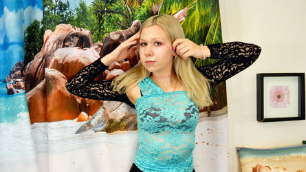Cutesweetyblondy's profile picture – Girl on LiveJasmin
