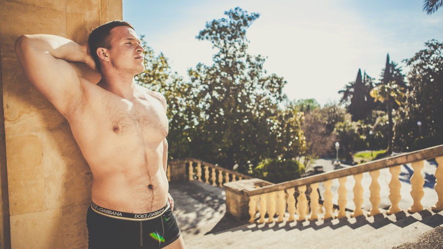 MuscularJimmyFor's profile picture – Gay on LiveJasmin
