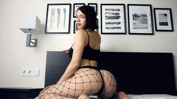 DivaAlisa szexi webkamerás show-ja – Lány a Jasmin oldalon