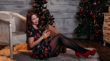 KayleeS:n kuuma kamera-show – Sielunkumppani sivulla Jasmin