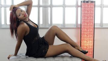 KataleyaLois:n kuuma kamera-show – Nainen sivulla Jasmin