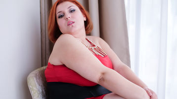 ReddAdele's hot webcam show – Girl on Jasmin