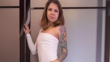 NightUAngel szexi webkamerás show-ja – Lány a Jasmin oldalon