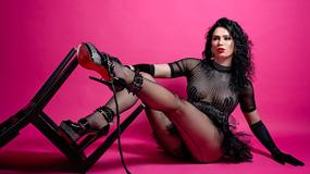 GlamyAnya vzrušujúca webcam show – Dievča na LiveJasmin