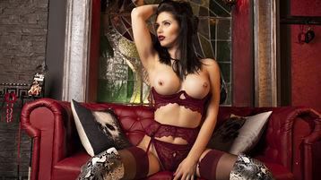 GlamyAnya:n kuuma kamera-show – Nainen sivulla Jasmin