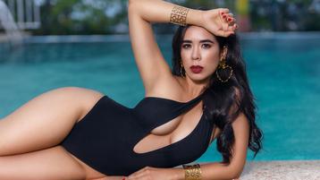 AnnaCoelho szexi webkamerás show-ja – Lány a Jasmin oldalon