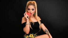 Show-ul fierbinte al lui DaisyDiamondX – Fata pe LiveJasmin