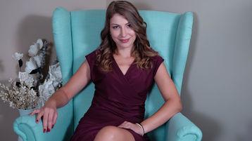 LovleyIsabelles hete nettkamera show – Het flirt på Jasmin