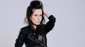 kiwiywi:n kuuma kamera-show – Nainen sivulla Jasmin