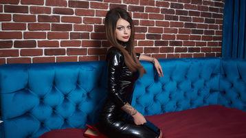 RobertaDom szexi webkamerás show-ja – Fétis a Jasmin oldalon