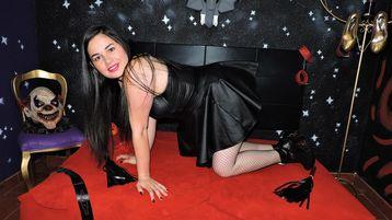 xtremeExquisite'n kuuma webkamera show – Fetissi Jasminssa
