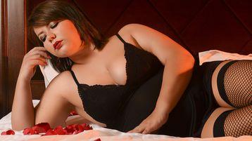 AimeeXDouce:n kuuma kamera-show – Nainen sivulla Jasmin
