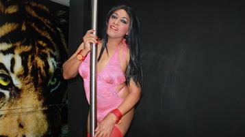 KarolinaQueenTs's hete webcam show – Transgendered op Jasmin