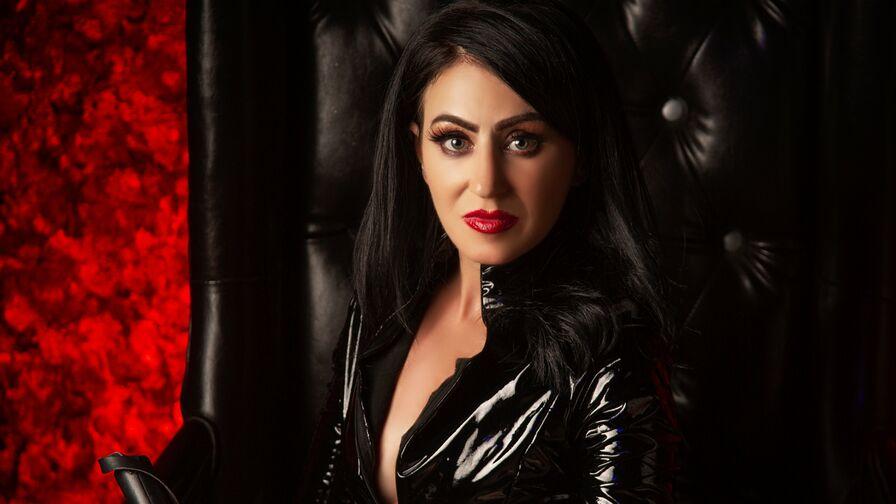 Poza de profil a lui MistressTaylor – Femeie fetis pe LiveJasmin