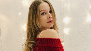 BlondyNicolies hete nettkamera show – Jente på Jasmin