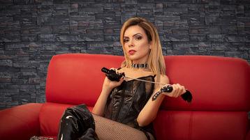 Show quente na webcam de DomCaprice – Feminina Fetichista em Jasmin